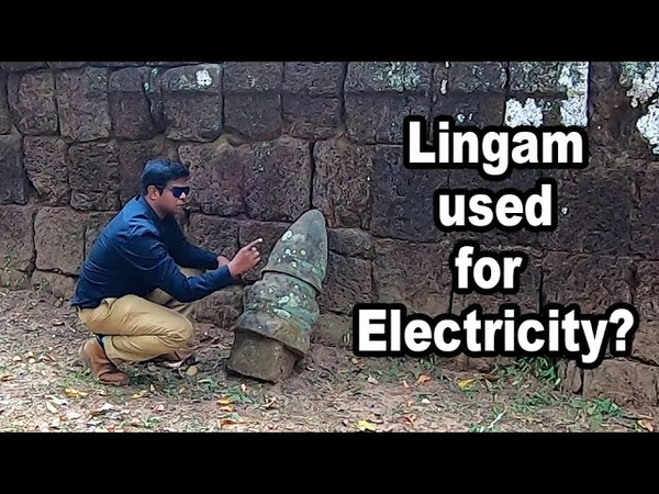 1000 Year Old ENERGY LINGAM Discovered Advanced Ancient Technology at Koh Ker Pyramid Cambodia