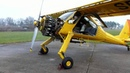 PZL 104 WILGA ENGINE START UP AFTER LONG STOP HD