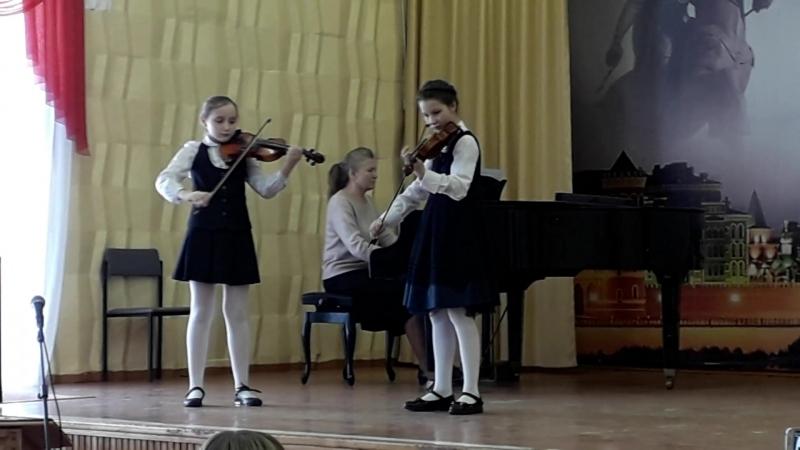 Грезы (18 марта концерт на выборах презибента)