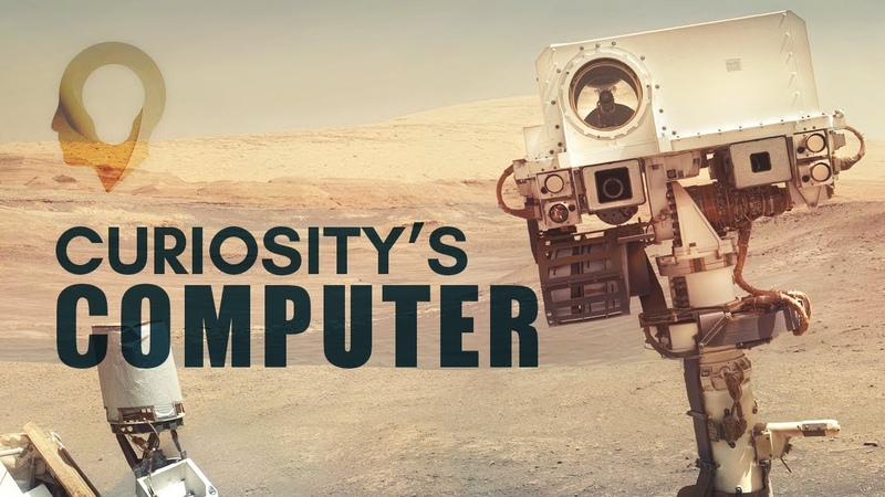 The Computers Behind NASAs Mars Curiosity Rover