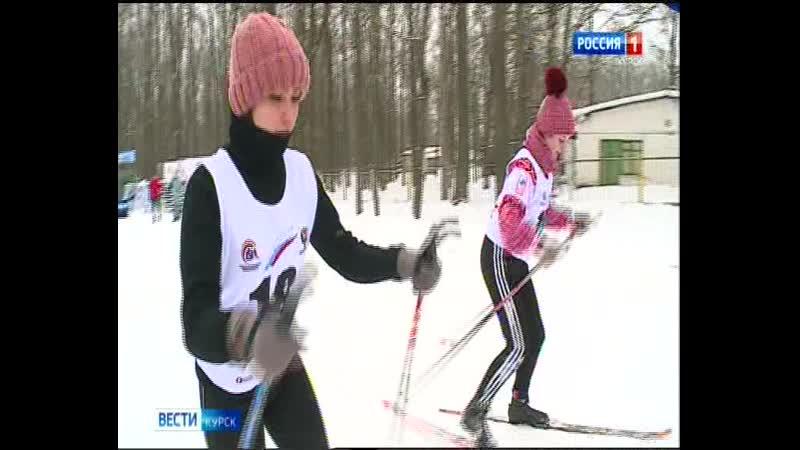 В Мокве прошли областные соревнования по лыжным гонкам среди школьников