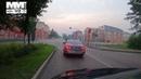 Раннее утро в Междуреченске