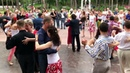 Большой международный флешмоб вритме танго прошел пороссийским городам. Новости. Первый канал