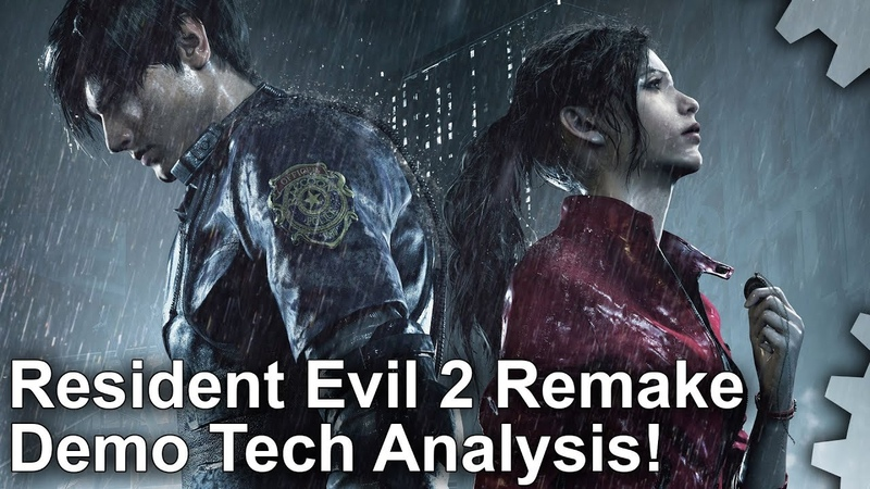 Resident Evil 2 Remake Demo XboxXPS4ProPC - All Versions Tested!