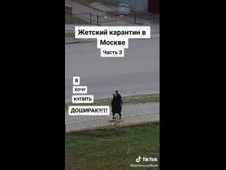 """""""Жёсткий карантин в Москве, часть 3"""" (Half-life 2)"""