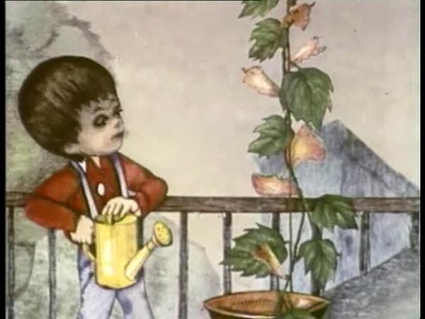ЦВЕТОЧНАЯ ПЕСЕНКА Мультфильм советский для детей смотреть онлайн