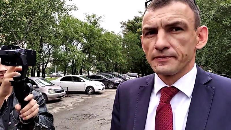 ⭕️ Ростислав водитель Фургаломобиля обратился к Хабаровчанам и рассказал о судьбе машины