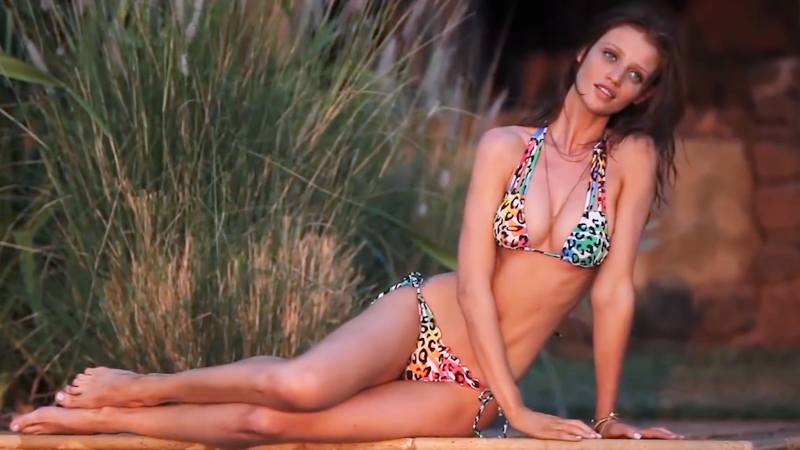 Cintia Dicker In Zambia | Sports Illustrated Swimsuit