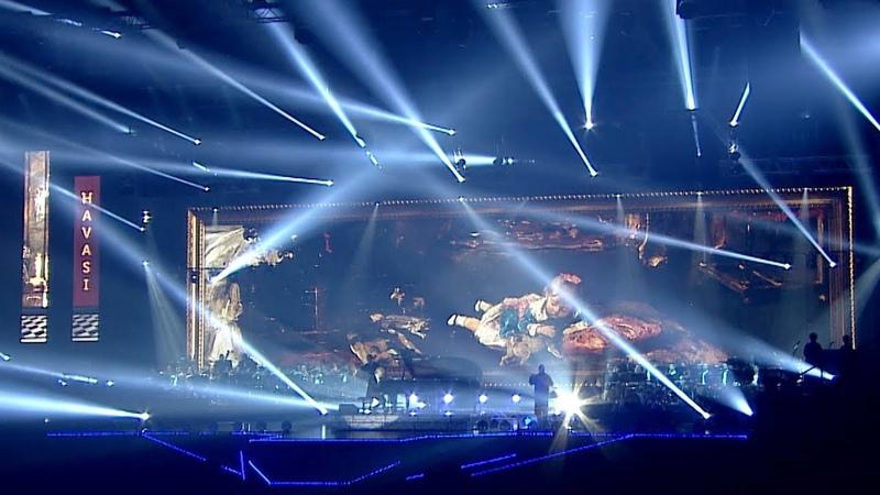 HAVASI — A Hungarian in Paris (Official Concert Video)
