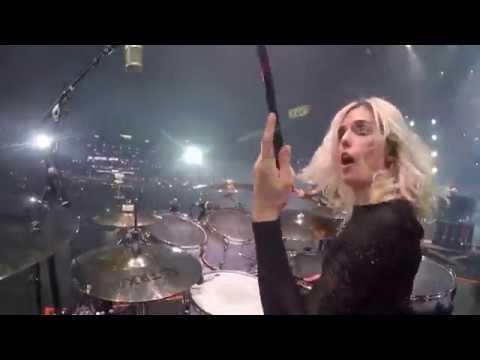 Shania Twain That Don't Impress Me Much Elijah Wood Drum Cam Barretos Brazil 2018