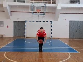 Тренировка Развитие ловкости и чувство мяча (Иванов Денис)