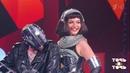 Певица Дарья Антонюк поразила Ваенгу образом Уитни Хьюстон на шоу «Точь-в-точь»
