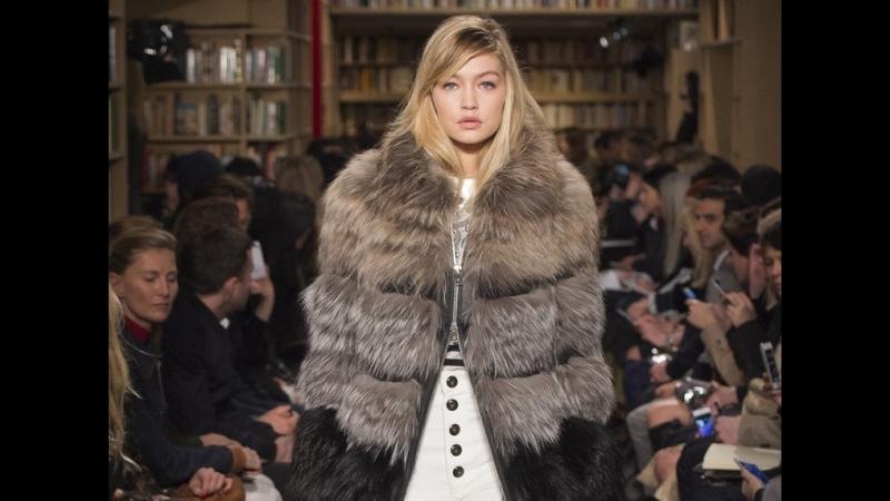 「ソニア リキエル」15⁄16秋冬 Sonia Rykiel- Womenswear Show Autumn⁄Winter 2015⁄16 in Paris