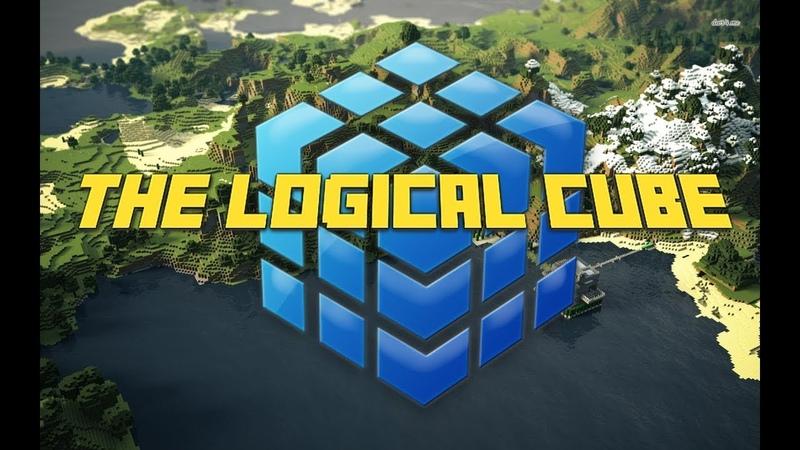ПРОХОЖДЕНИЕ КАРТЫ LOGIC CUBE MINI Minecraft 1 15 2 Майнкрафт карты моды плагины