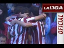 La Liga | Athletic de Bilbao - Sevilla FC (2-1) | 11-11-2012 | J11 | Resumen