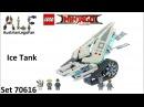 Конструктор BELA 10726 или Lepin 06061 аналог Lego Ninjago 70616
