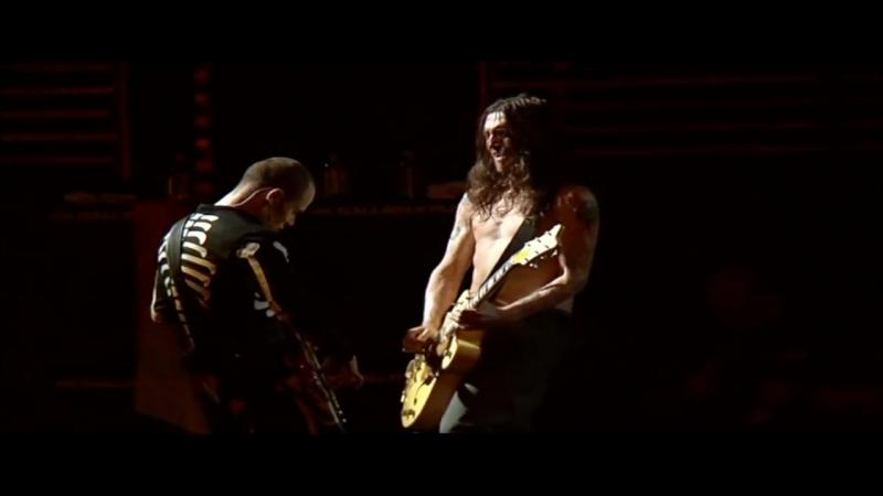 Red Hot Chili Peppers - Californication LIVE Slane Castle 2003