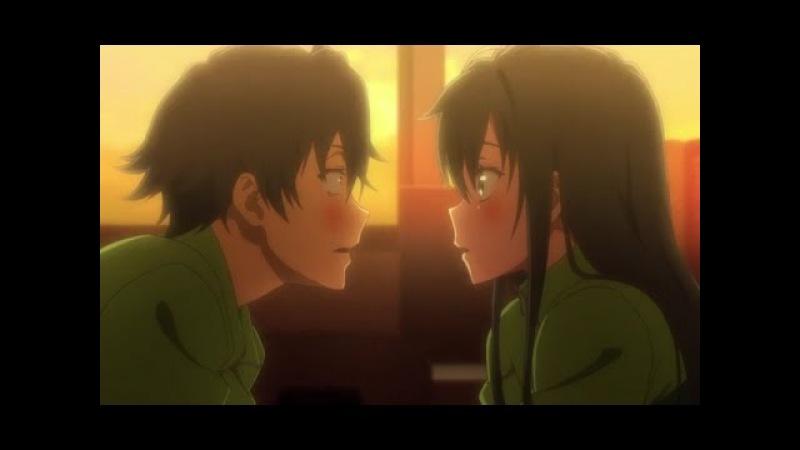 Yahari Ore no Seishun Lovecome wa Machigatte Iru. Zoku 「AMV」- Alan Walker - Fade