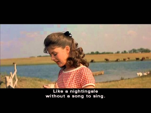 Pamela Tiffin - It Might As Well Be Spring (Legenda em Inglês)