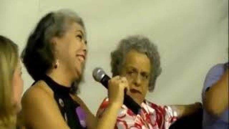 Gleisi participa de debate: O Brasil pelo qual as mulheres lutam.