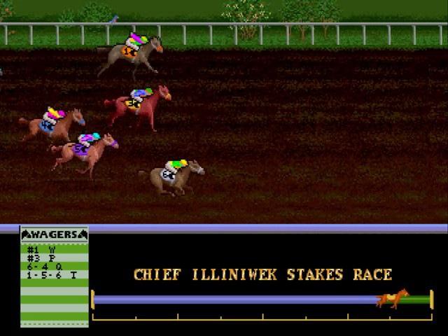 Arlington Horse Racing