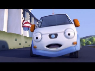 Олли Веселый грузовичок - Мультики про машинки - Серия 38 - Олли - вонючка (Full HD)