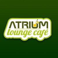 Логотип Atrium Lounge caf
