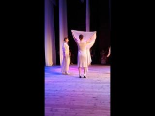 НаНиколаевской2018 Театр моды