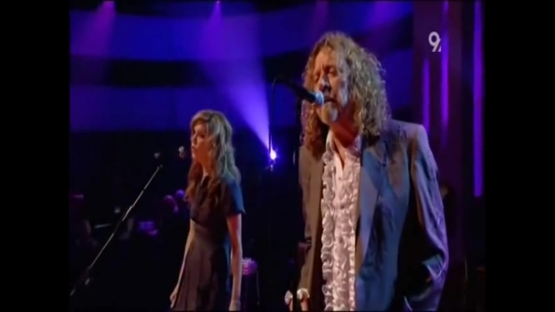 Alison Krauss Robert Plant-- Killing the Blues
