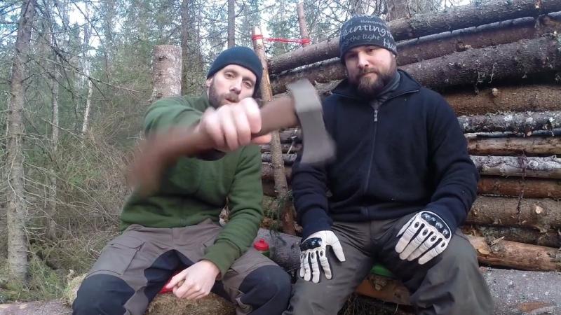 Review - Øyo Viking Axe(2)