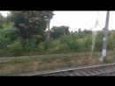 Прибытие на платформу Мякинино бывшую станциюБМО.