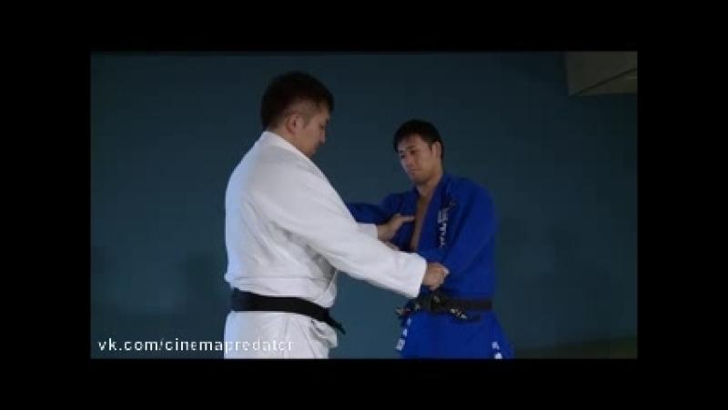 SUZUKI_OSOTO_ Upper body