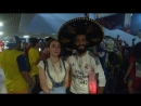 Фишт арена Мексиканцы
