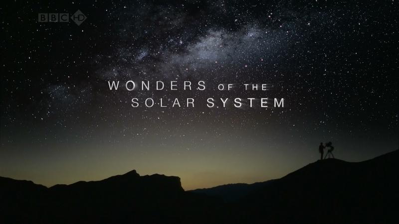 BBC Чудеса Солнечной системы 1 серия Империя Солнца / 2010 / FullHD