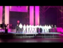 Олимпиада Восток-Запад 2013: Показательное выступление ДоМо