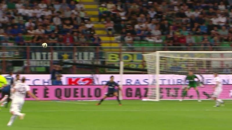 My First AS Roma goal Alessandro Florenzi v Inter