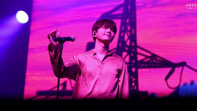 [15.07.18] Первый сольный фанмитинг Мёнсу в Сеуле, день 2, второй фанмитинг | Myungsoo - Talk Talk