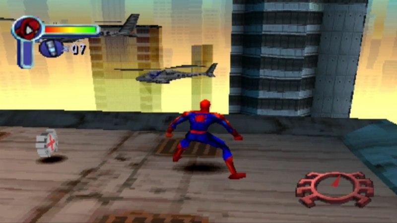 Spider-Man 1 Demo Unused Voice re-enabled