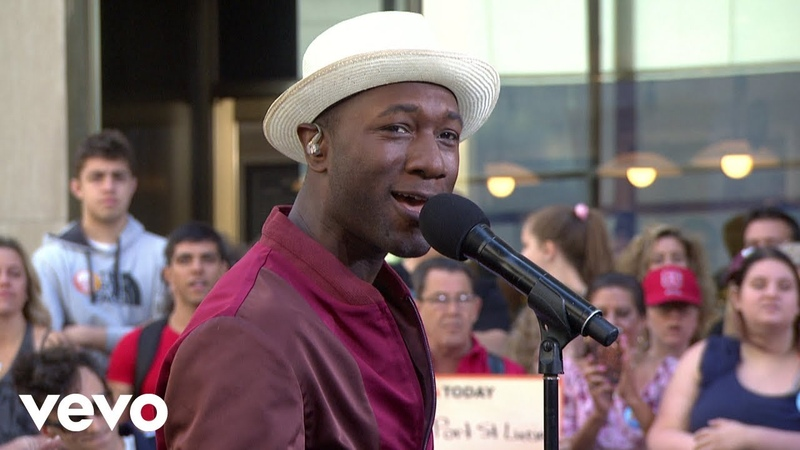 Aloe Blacc - Brooklyn In The Summer (Live On The Today Show2018)