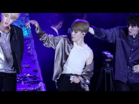 180622 방탄소년단(BTS) - MIC DROP 지민 직캠 (Jimin Focus) [롯데패밀리콘서트] 4K 직캠 by 비몽