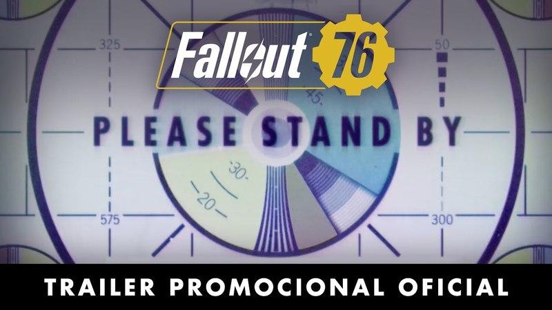 Fallout 76 – Trailer Promocional Oficial
