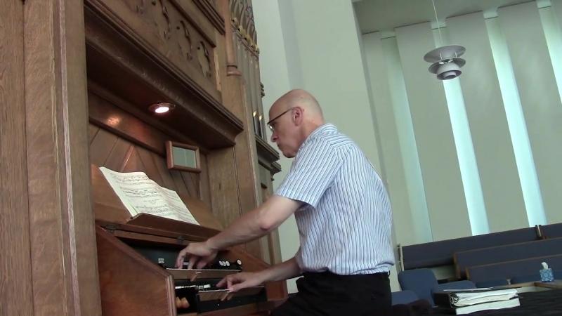 634 J. S. Bach - Liebster Jesu, wir sind hier (Orgelbüchlein No. 35), BWV 63 - Mark Pace