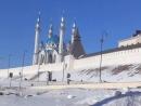 Клип г. Казань. Кремль,мечеть Кул ШарифМарт 2018