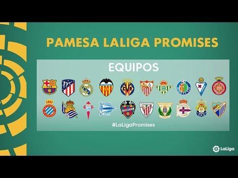 XXV Torneo Nacional Pamesa LaLiga Promises 2018 (Viernes mañana)