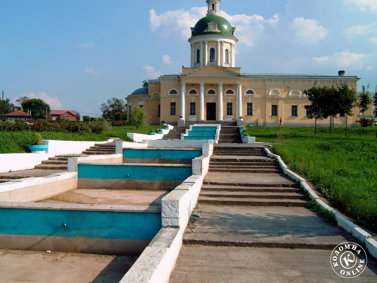Достопримечательности Коломны: Церковь Михаила Архангела
