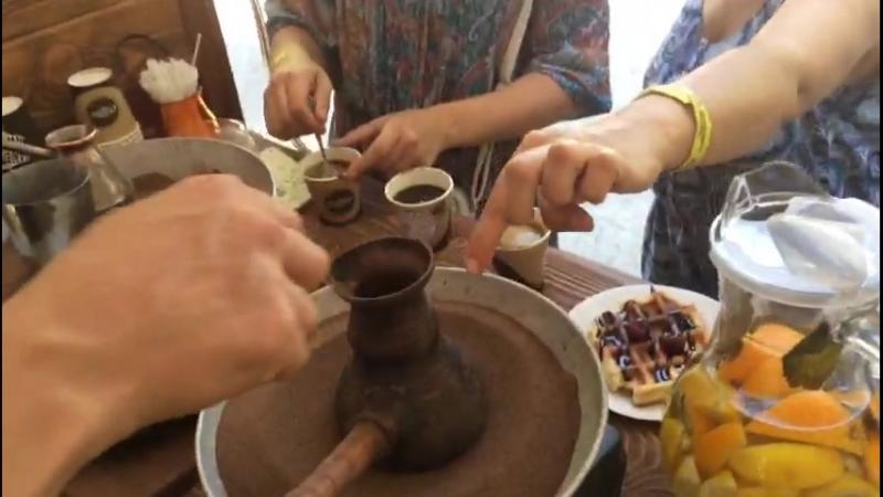 Тест глиняной турки