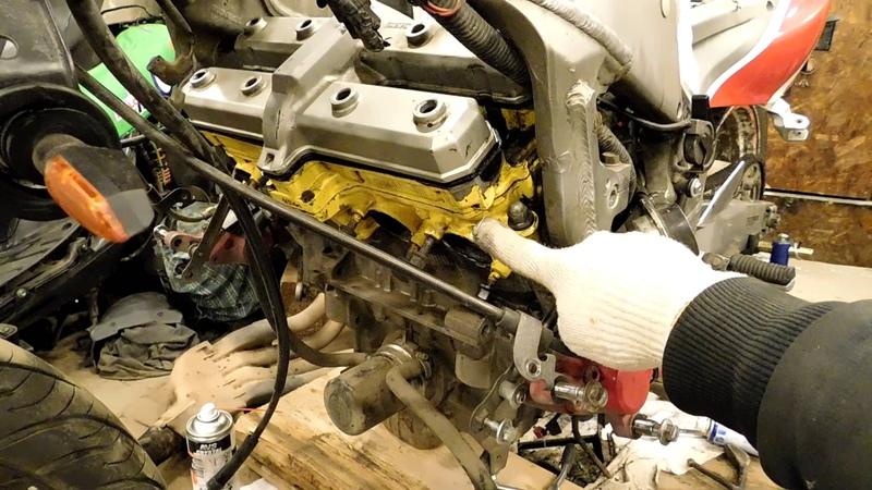 Двигатель FZR ЦПГ