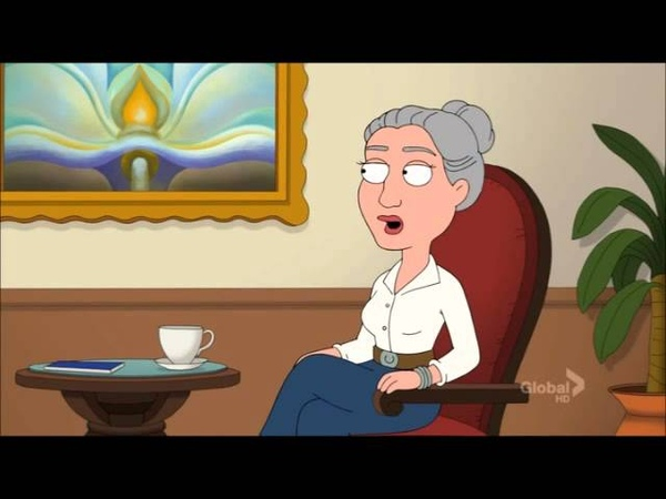 Georgia O'Keeffe (Family Guy) - Джорджия О Кифф (Гриффины)