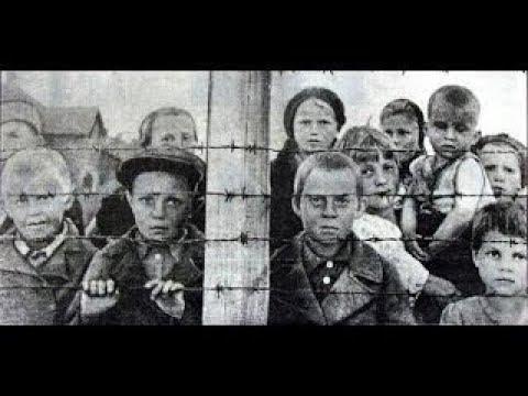 Украденное детство Малолетние узники концлагерей