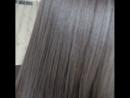 Після чистки волосся